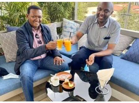 Kenyans React After Machakos Governor Alfred Mutua Finally Met Senator Irungu Kang'ata