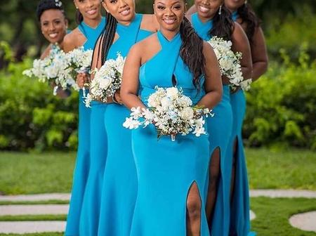 Check Out These Maids Of Honor For Your Wonderful Wedding This Month
