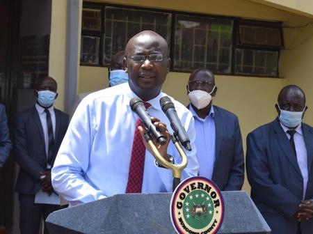 The Number Of People Who Have Been Vaccinated Against Covid-19 In Bungoma Revealed