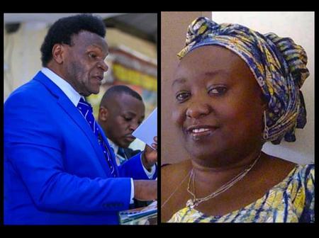 Death Robs A Nakuru Bishop Again