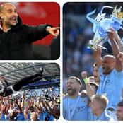 Guardiola Reveals The 'Secret' To Manchester City's Success
