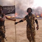 Bad Day For ISWAP Terrorists In Borno State, See Pictures Of What Nigerian Troops Did To Them