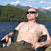 Vladimir Poutine élu l'homme le plus sexy de Russie