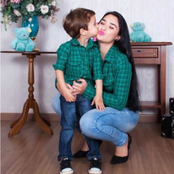 Checkout Some Beautiful Matching Outfits For Mother And Son