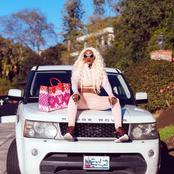 Naomi Achu flaunts her luxury cars and mansion in photos