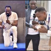 Prophet Jeremiah Is Trending On Twitter, See What He Did To His Worker That Made People Thank Him