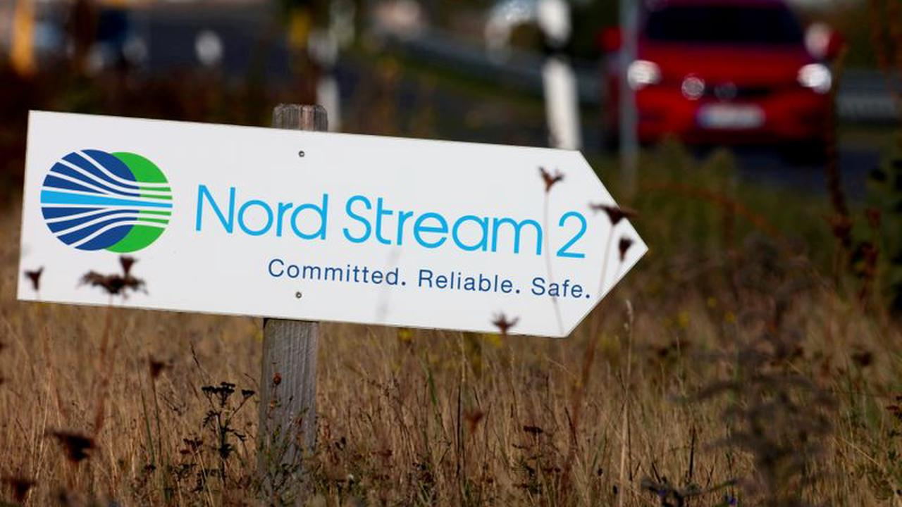 Germany says there is exchange with U.S. on Nord Stream 2
