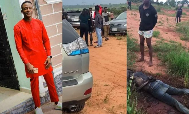 Man Kidnapped And Murdered By Jealous Friend In Imo, Body Found In ...