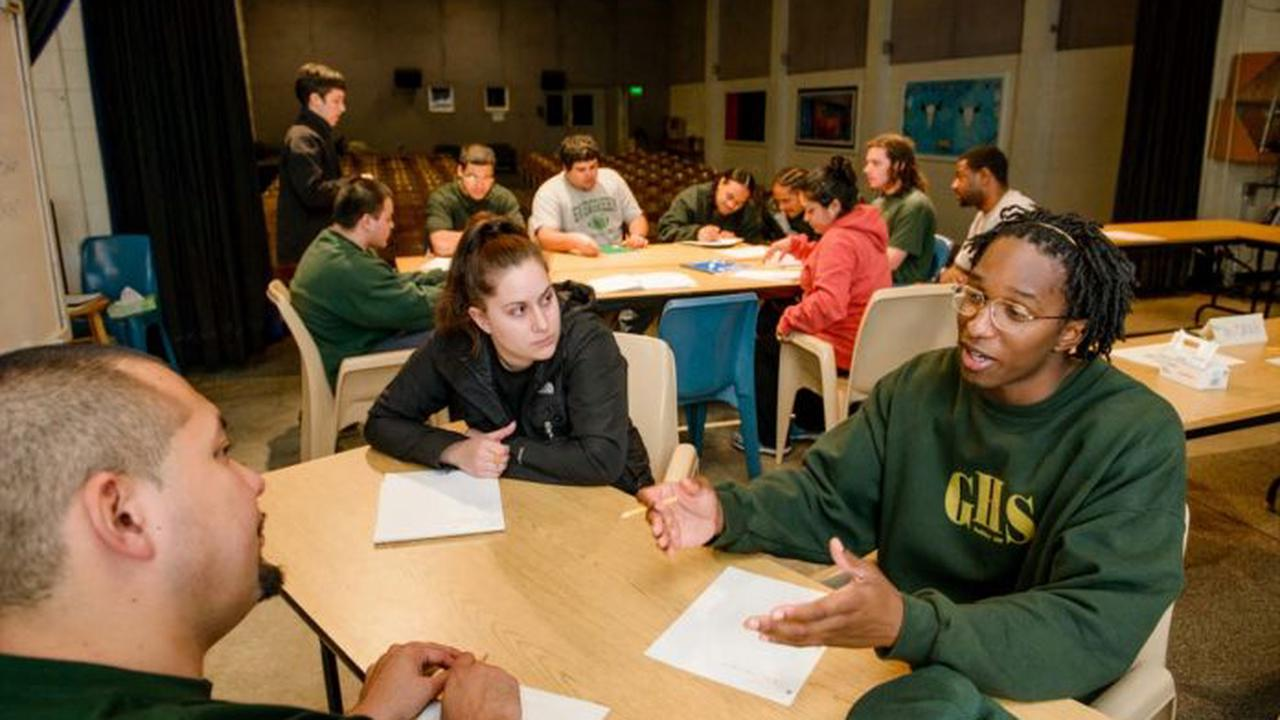 The Evergreen State College's Gateways for Incarcerated Youth Creates Change Through Education