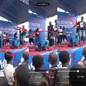 """""""Wonders Shall Never End""""- See what a girl in Hijab was seen doing that got reactions."""