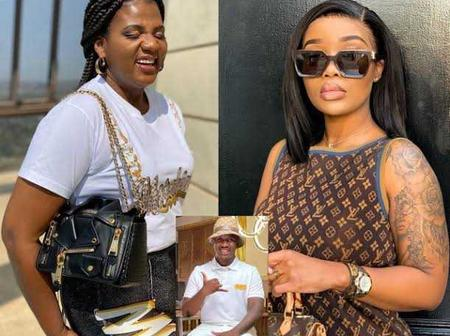 The Reason Why Mamkhize Will Not Be Entertaining Andile And Sithelo Shozi's Relationship