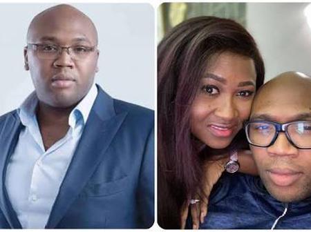 Husband Of Popular Nigerian Actress Mary Njoku Clocks 40, Reveals His Greatest Regret.