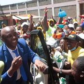 Irungu Kang'ata Spills Beans On Kieleweke's Alleged Presidential Candidate