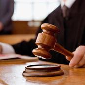 قضايا محكمة
