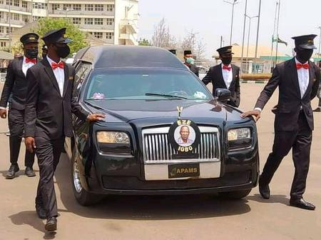 Photo: Enugu State government hold valedictory service for Ekweremadu