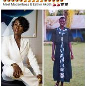 See The Photos Of Akothee While She Was Hustling And After Fincancial Breakthrough