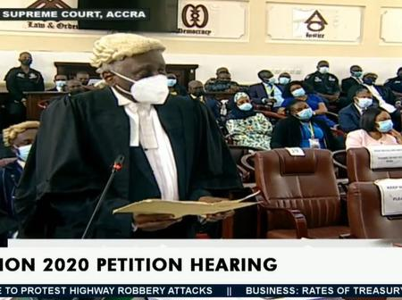 We Do Not Agree With Tsatsu Tsikata's Position- Supreme Court Rules