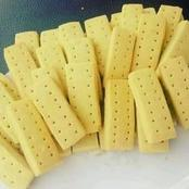 Steps On How To Prepare Delicious SHORTBREAD BISCUITS At Home (PHOTOS).