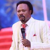 Prophet Joshua Iginla Warns Government, Says Killing Sunday Igboho Will Lead To Another Boko Haram