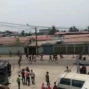 Une bagarre rangée entre bandes rivales, armées de machettes, éclate ce jour à Koumassi (images)
