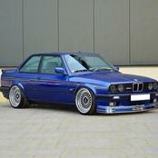 Mzansi is loving BMW's M30B35-Powered 1980 BMW 528i
