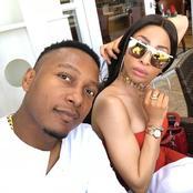 Is Khanyi Mbau engaged