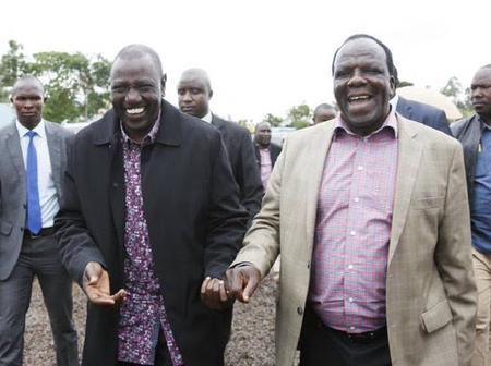 Another ODM Politician Visits DP Ruto Days After Meeting With Wycliffe Oparanya