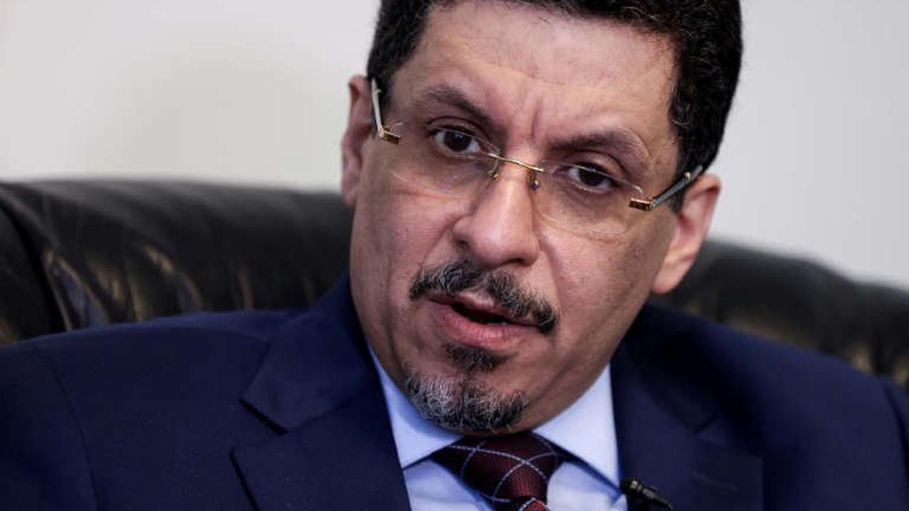 Yemen FM warns Huthi attacks threaten peace process