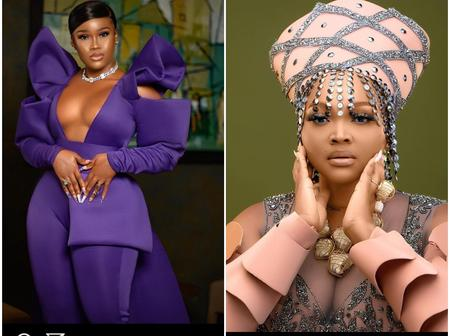 Who Is More Beautiful Between Mercy Aigbe And Ceec?