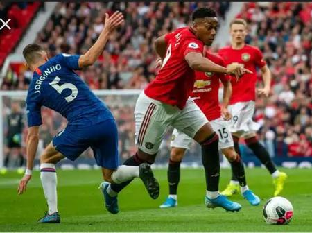 The Manchester United Players Versus Chelsea Players Debate Can Now Finally Be Settled (Winners)