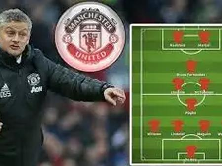 How Manchester United Could Line Up After the January Transfer With Grealish and Sancho