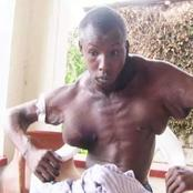 See A Kenyan Who Died After Injecting Synthol Oil To Get Bigger Muscles On A Bodybuilding Gone Wrong