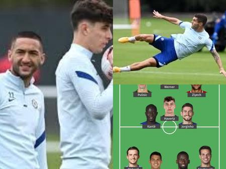 How Lampard Could Unleash Ziyech, Havertz & Werner Against Southampton.