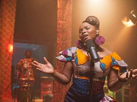 Reactions As Nigerians Celebrates Yemi Alade Over Her Forthcoming 5th Album (Photos)