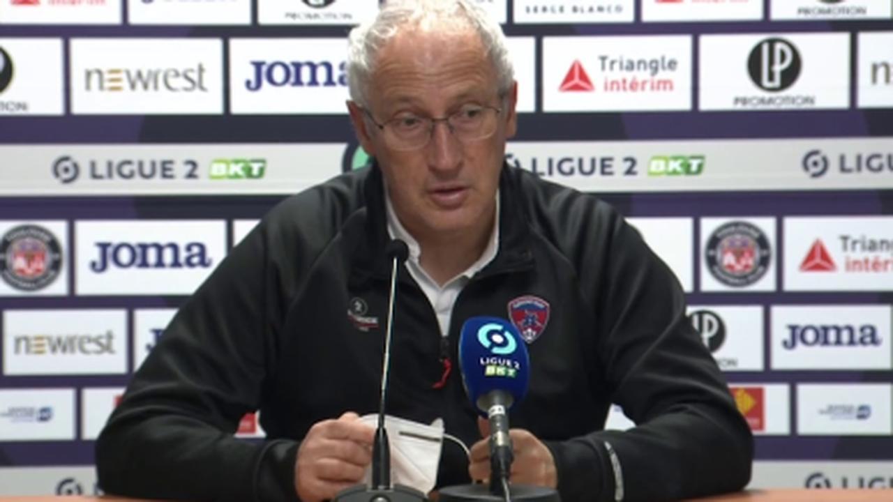"""""""On ne peut pas imaginer que Caen gagne 4-0 et que Toulouse gagne aussi 4-0"""""""