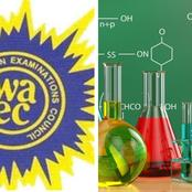 Waec Chemistry practical: Here is a step-by-step method for performing the experiment with example