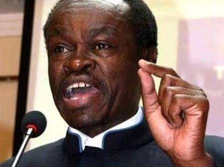 Biography of lawyer PLO Lumumba; Did you know he knows karate?