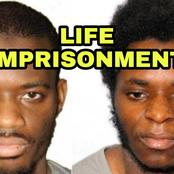 These 4 Nigerian Men Are Currently Imprisoned In The UK, Check Out Their Crimes