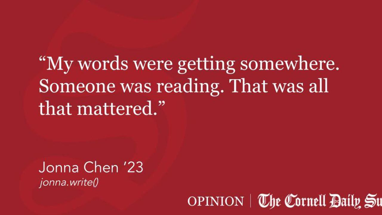 CHEN | A STEM Look Into the Opinion Section