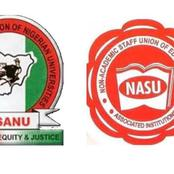 The Joint Strike Action Committee of NASU And SSANU Announces Strike Suspension After These Outcomes