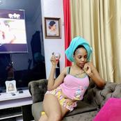 Aolat: See Lovely Pictures of The Talented Nollywood Actress, Ayonimofe Onibiyo And Her Daughter