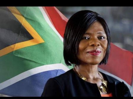 "Thuli Madonsela got attacked for wishing FW de Klerk a "" Happy birthday"""