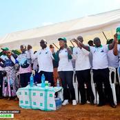 Législatives 2021-Oumé: démonstration de force de l'opposition