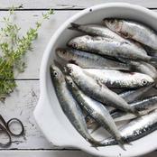 Six (6) Superb Health Benefits Of Eating Sardines