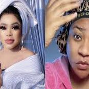Nkechi Blessing and Bobrisky fight dirty on social media