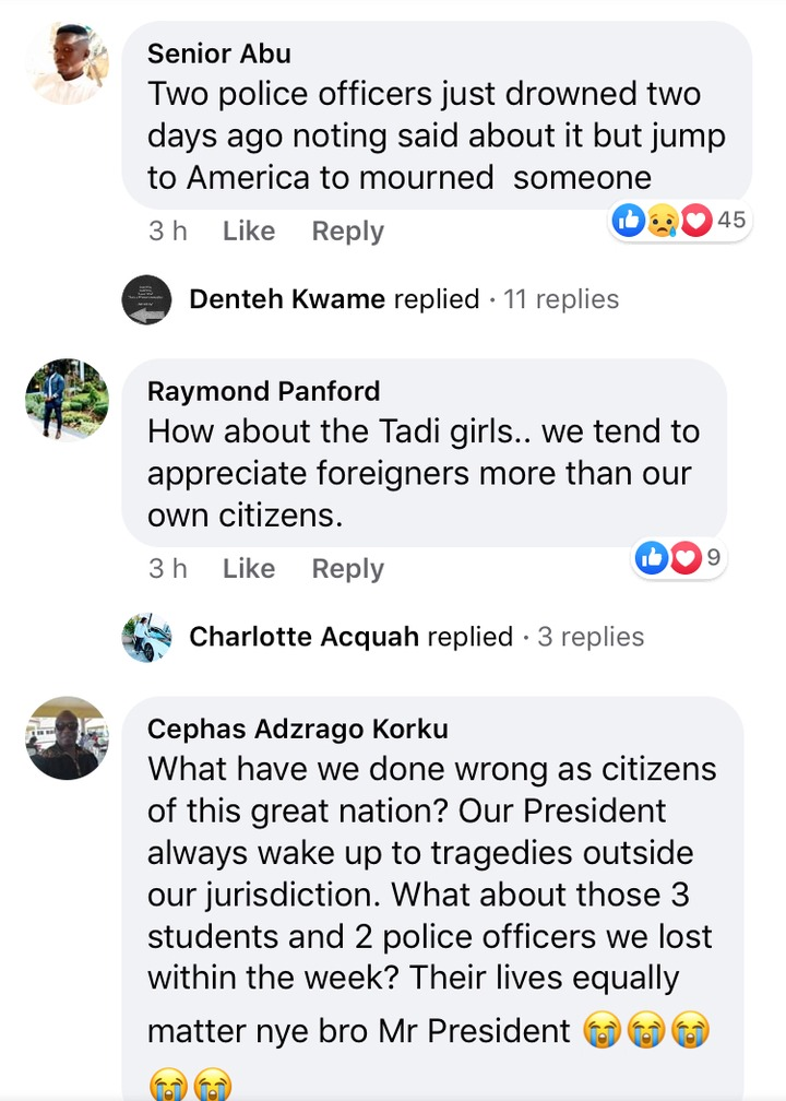 3e16a0f8a138b2cef0d38c499537428b?quality=uhq&resize=720 - Nana Addo Roasted For Ignoring Policeman Who Drown In Oda But Sent Condolence To John Lewis' Family