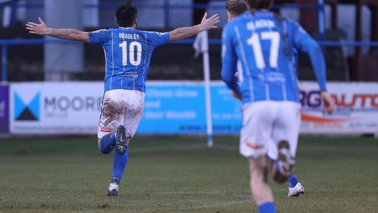 HOW FANS REACTED: Coleraine 2 Dungannon Swifts 0