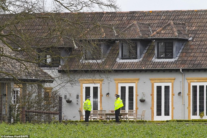 Sir Richard Lexington Sutton, one of UK?s richest men stabbed to death with his wife suffering knife injuries in an attack at their Dorset mansion?
