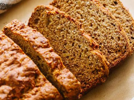 Follow this recipe to learn how to make Plantain flavored bread