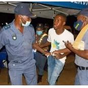 BEWARE: More Foreigners Arrested In Gauteng, Here's Why.